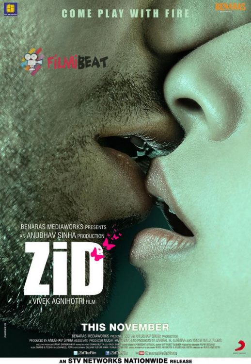 Zid movie poster